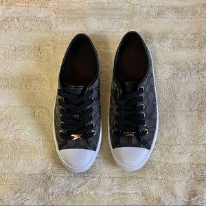 Coach Empire Signature Canvas Sneaker